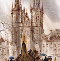 Prague Iv by Svetlana and Sabir Gadghievs