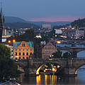 Prague - Most Beautiful City In The World by Jed Holtzman