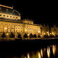 Prague National Theatre by Julian Wicksteed