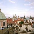 Prague Twilight by Shaun Higson