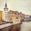Prague View by Svetlana Sewell
