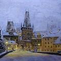 Prague by Vladimir Troitsky