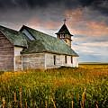 Prairie Church by Rikk Flohr