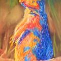 Prairie Dog 1 by Deborah Lewitt
