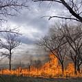 Prairie Fire by Alan Hutchins