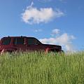 Prairie Schooner by Steve Gass