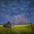 Prairie Storm by Chris Steele
