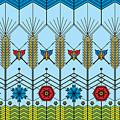 Prairie Wheat by Vlasta Smola