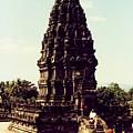 Prambanan Temple by Mario Bennet