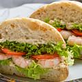 Prawn Sandwich by Clare Bambers