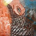 Prayer 7 - Tile by Gloria Ssali
