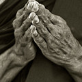 Prayer by Bruce Bain