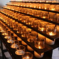Prayer Candles by Todd Reynolds
