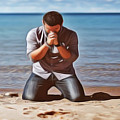 Prayer by Harry Warrick