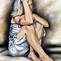 Prayer II by Ilse Kleyn