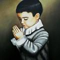 Prayer by Monica  Vega