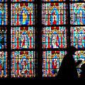Prayer Of Colour 01 by Edan Chapman