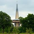 Prayer Tower by Linda Cupps