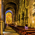 Prayers In The Cathedral by Roberta Bragan