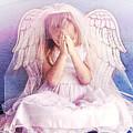 Praying Angel by C W Hooper