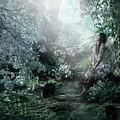 Praying Angel by Kume Bryant
