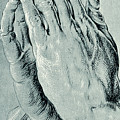 Praying Hands, Also Known As Study Of The Hands Of An Apostle  by Albrecht Durer