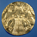 Pre-columbian Gold, 1000 Ad by Granger
