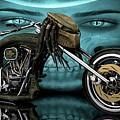 Predator Chopper by Louis Ferreira