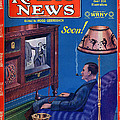 Predicting Television At Home, Radio by Science Source