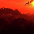 Prehistoric Dawn by David Lane