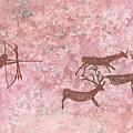 Prehistoric Hunter by Inna Kozlova
