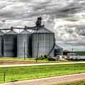 Premier Grain - Ganado, Tx by Greg Vajdos