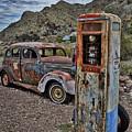 Premium No 2 Diesel Pump by Susan Candelario