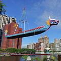 Preparation For The 2016 Dragon Boat Festival by Yali Shi