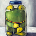 Preserving Childhood Upclose by Leah Saulnier The Painting Maniac
