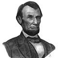 President Abraham Lincoln by Charles Vogan