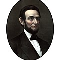 President Abraham Lincoln  by War Is Hell Store