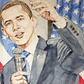 President Barack Obama Speaking by Andrew Bowers
