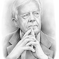 President Carter by Greg Joens
