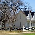 President Dewight Eisenhower Birthplace by Amy Hosp