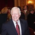 President Jimmy Carter - Nobel Peace Prize Celebration by Jerry Battle