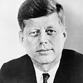 President John F. Kennedy by War Is Hell Store