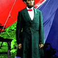 President Lincoln by Jost Houk