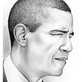 President Obama by Greg Joens