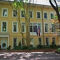 President's Residence University Of South Carolina by Skip Willits