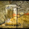 Presidio Door by Chuck Brittenham