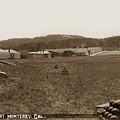 Presidio Of Monterey, Cal. Circa 1910 by California Views Archives Mr Pat Hathaway Archives