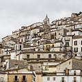 Pretoro - An Ancient Village  by Andrea Mazzocchetti