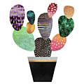 Pretty Cactus by Elisabeth Fredriksson