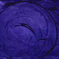 Pretty In Purple by Matthew Hahn